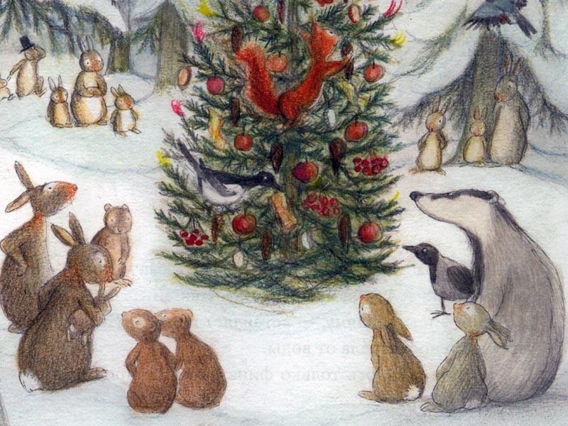 Рождество в лесу_img_1