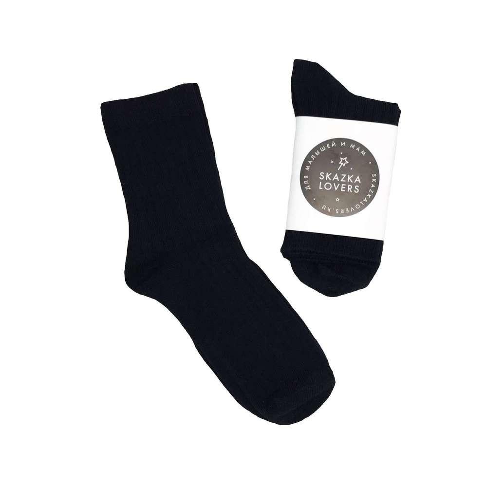 Носки TOTAL BLACK (2 пары)_img_0