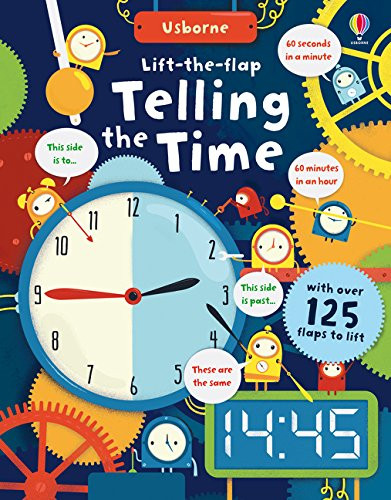Telling the Time (Board book)_img_0