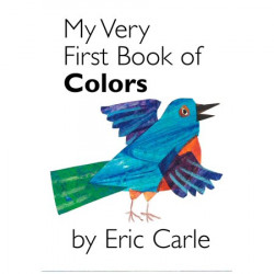 My Very First Book of Colors...