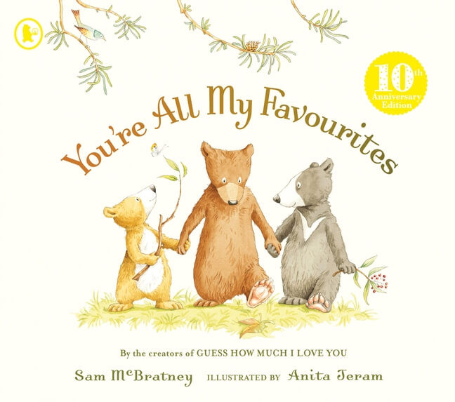 You're All My Favourites: 10th anniversary edition_img_0