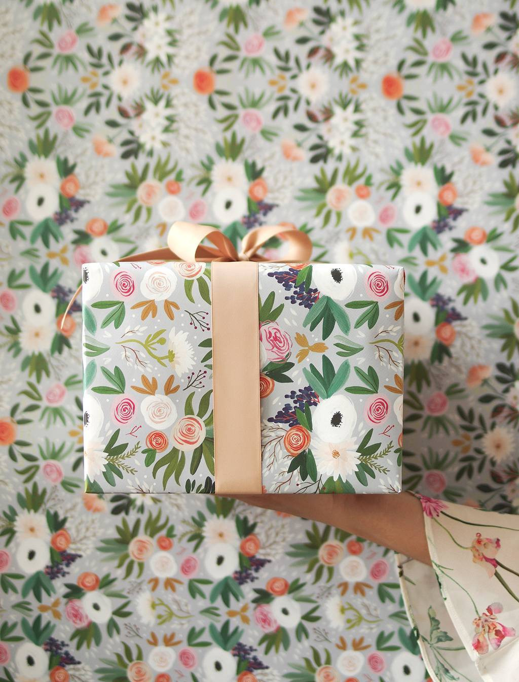 """Бумага """"Floral Garden""""_img_0"""