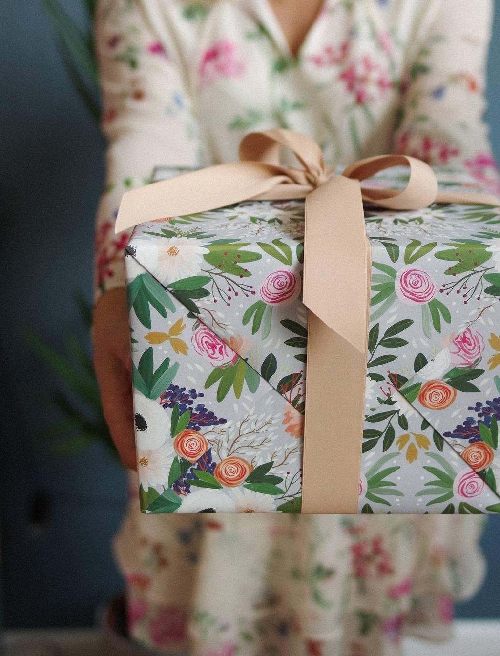 """Бумага """"Floral Garden""""_img_1"""