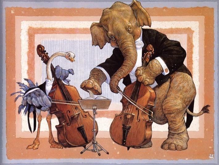 Оркестр зверей. Музыкальная арифметика для концерта в 10 частях_img_2