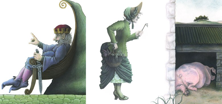 Сказки и легенды Шотландии_img_6