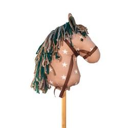"""Лошадка на палке """"Гектор"""""""