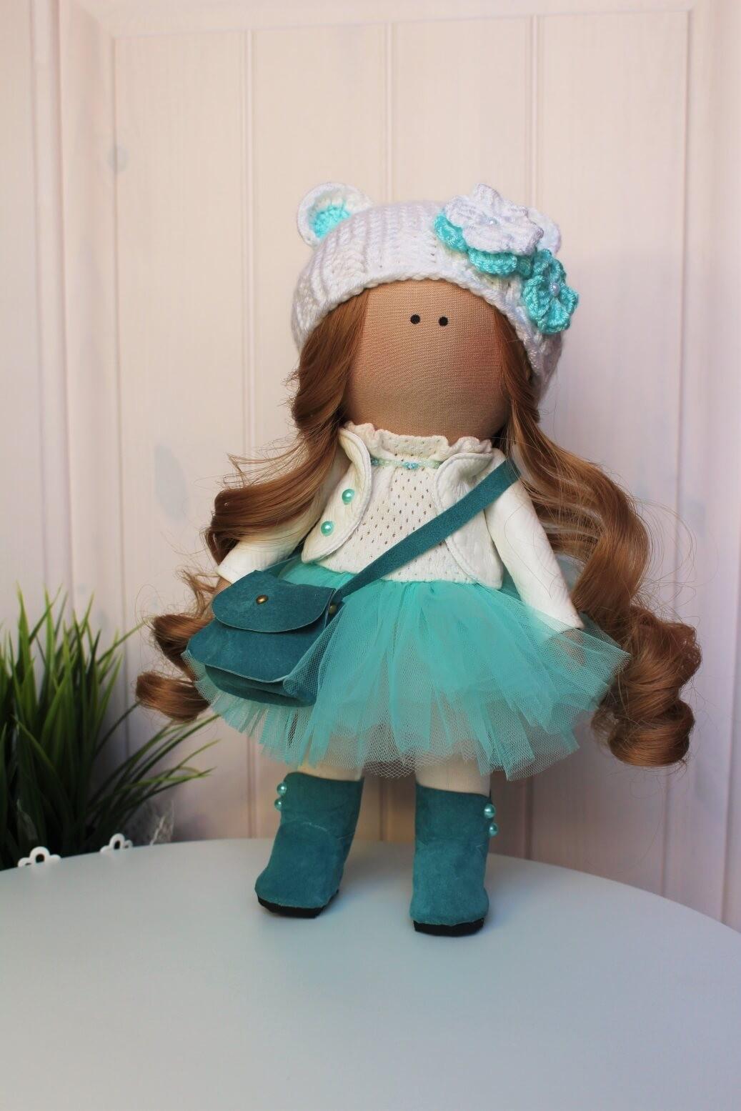 Куколка в бирюзовом._img_0