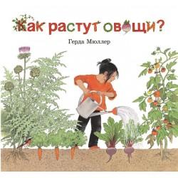 Как растут овощи?