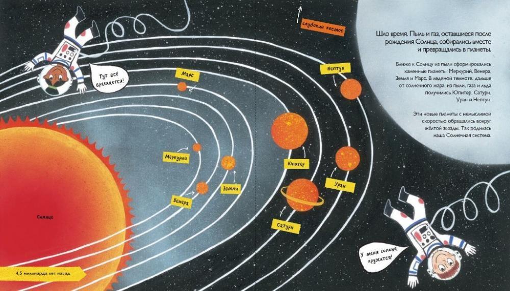 История космоса. Моя первая книга о Вселенной_img_3